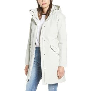 Patagonia Vosque 3-in-1 Parka Dyno White NWT